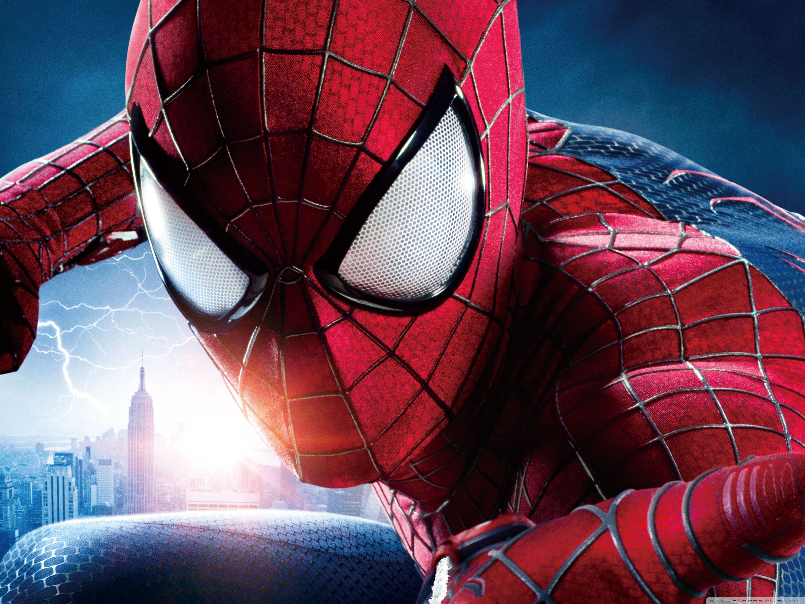 Andrew Garfield The Amazing Spider Man 2 Wallpapers Wallpaper Cave