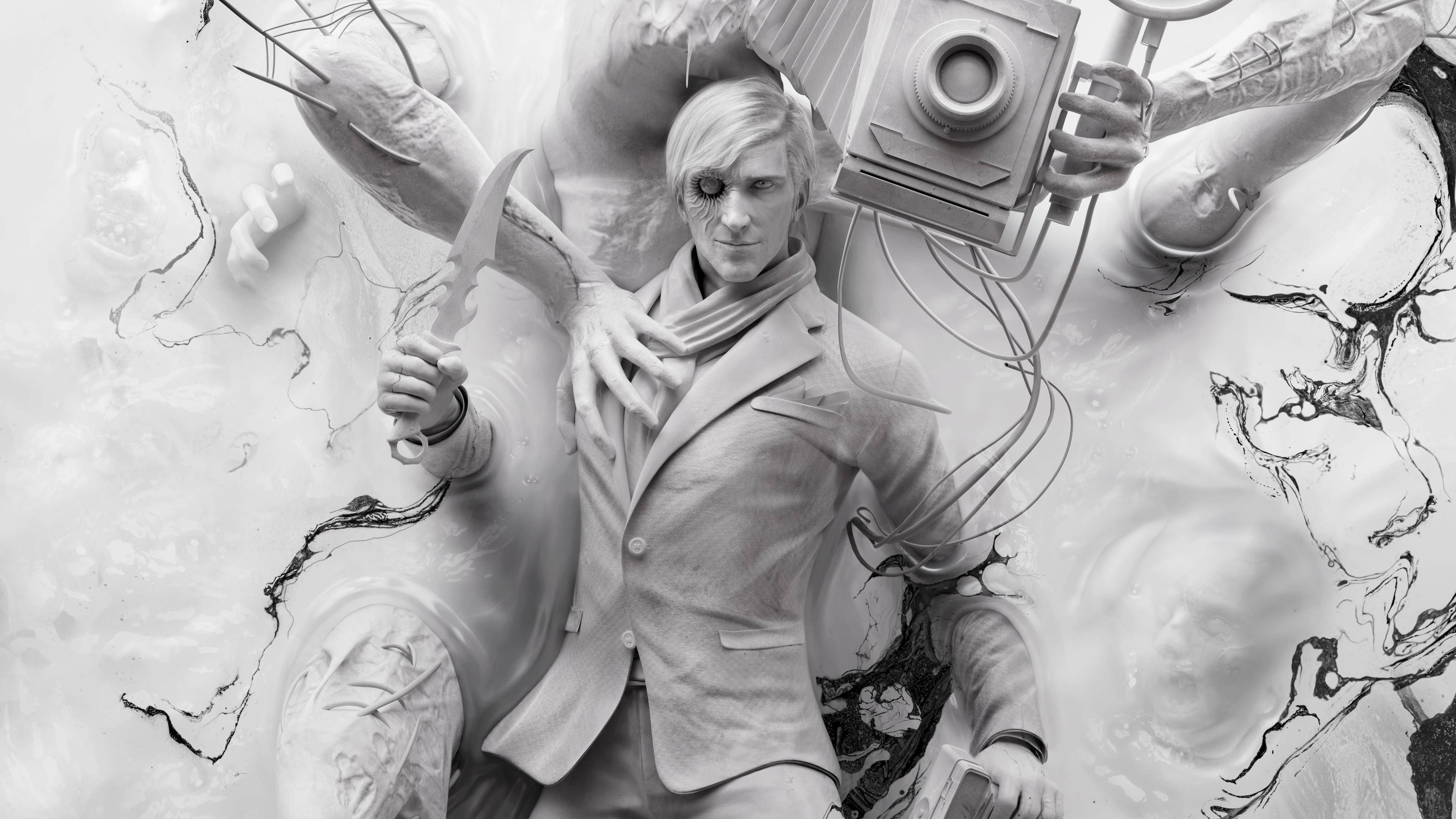 The Evil Within Wallpapers: The Evil Within 2 Wallpapers