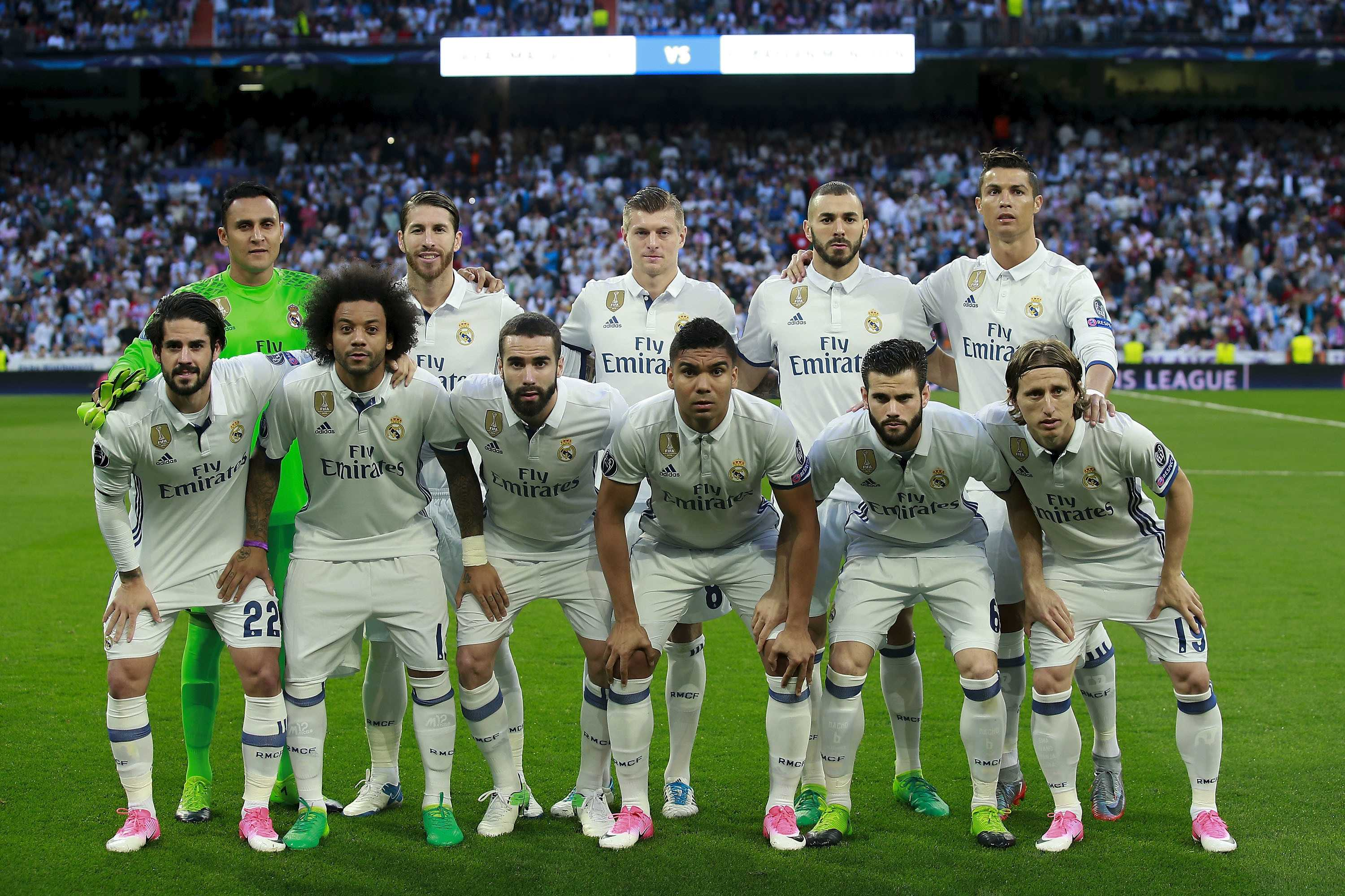 Sport Wallpaper Real Madrid: Real Madrid Players 2018 Wallpapers