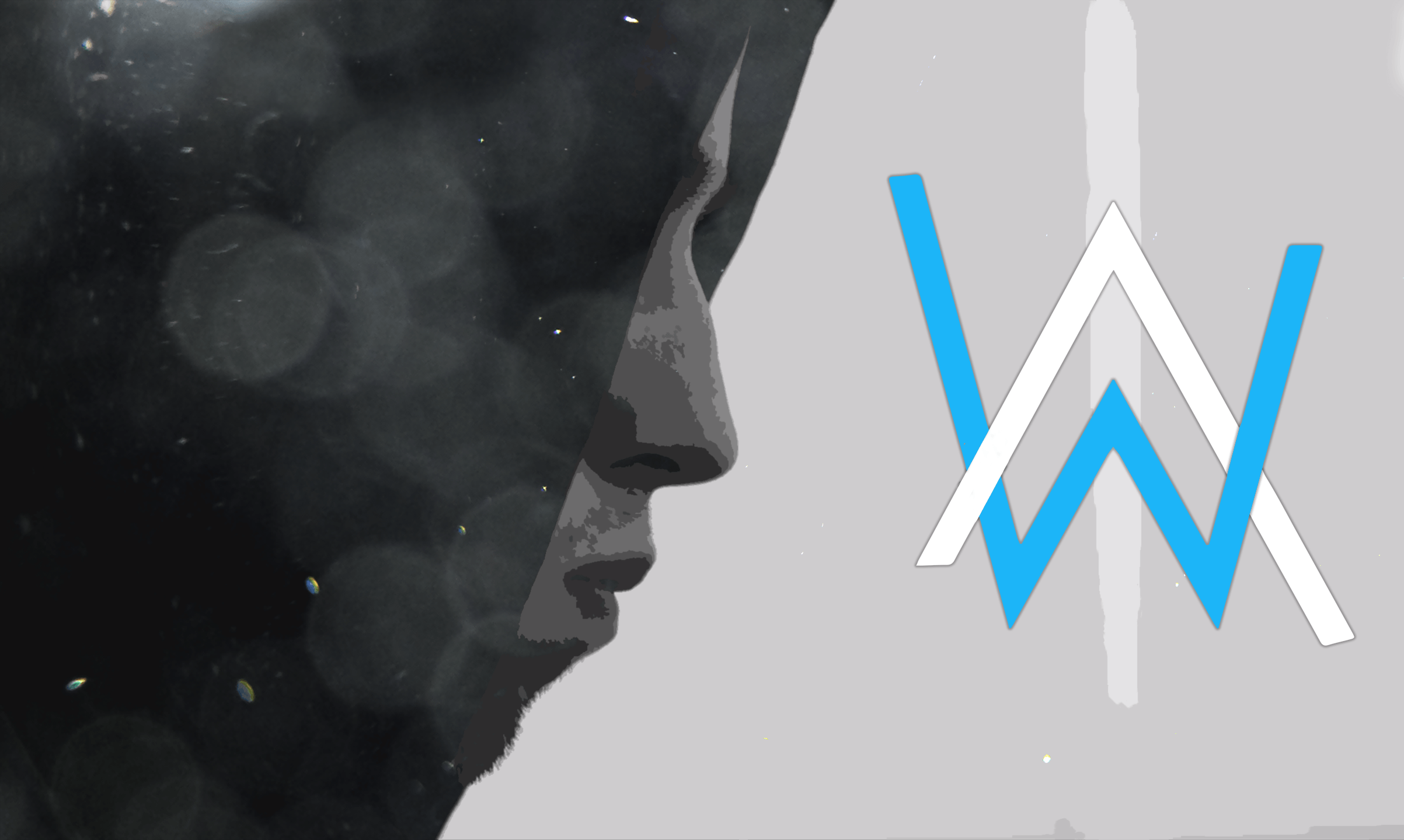 Unduh 6000+ Wallpaper Alan Walker Logo HD Terbaru