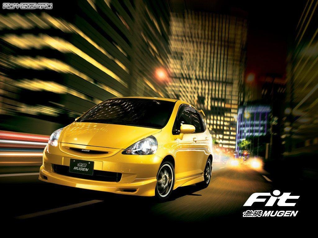 Mugen Honda Fit picture # 60793