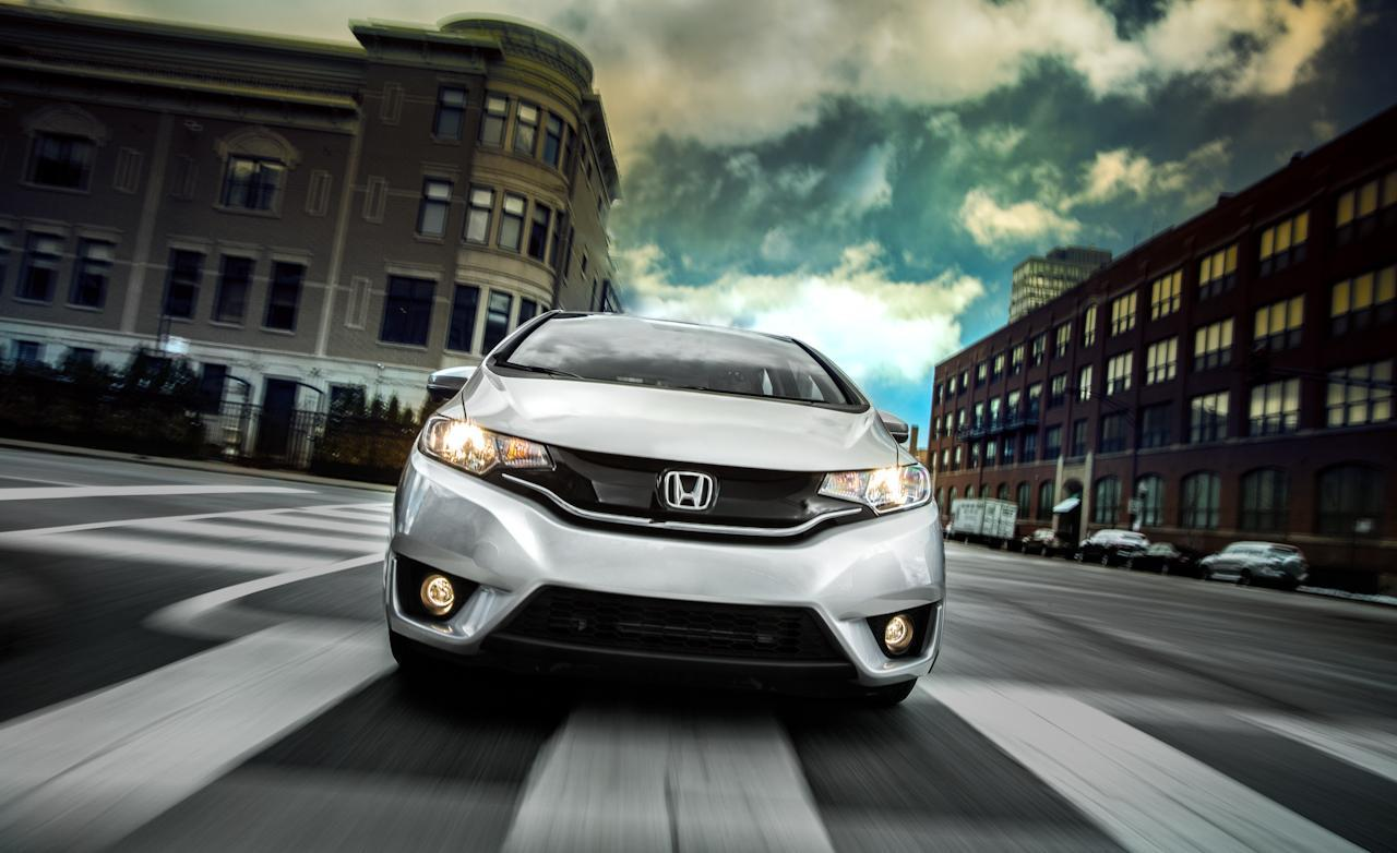 2015 Honda Fit XT Cool Wallpapers Desktop