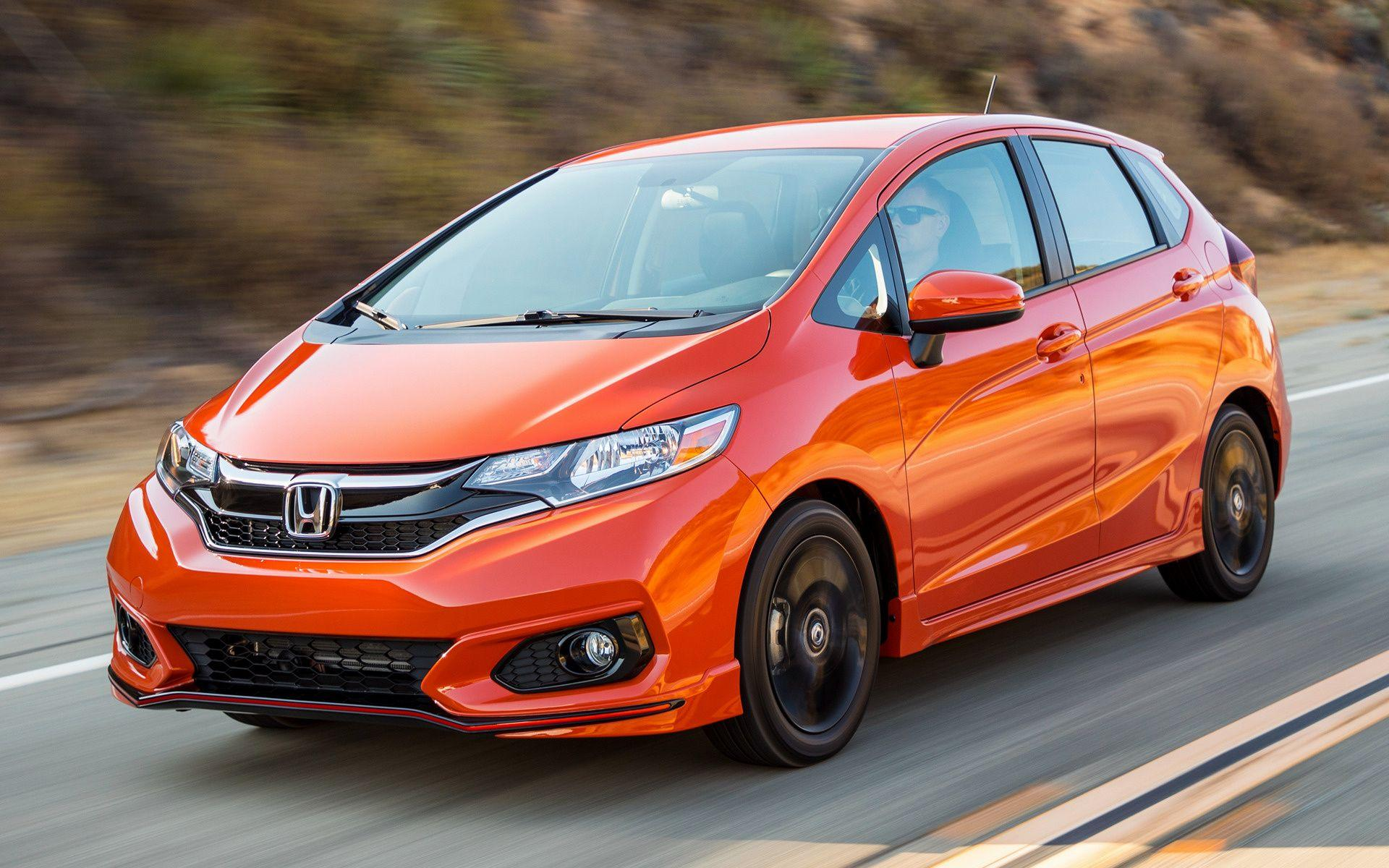 Honda Fit Sport (2018) Wallpapers and HD Images - Car Pixel