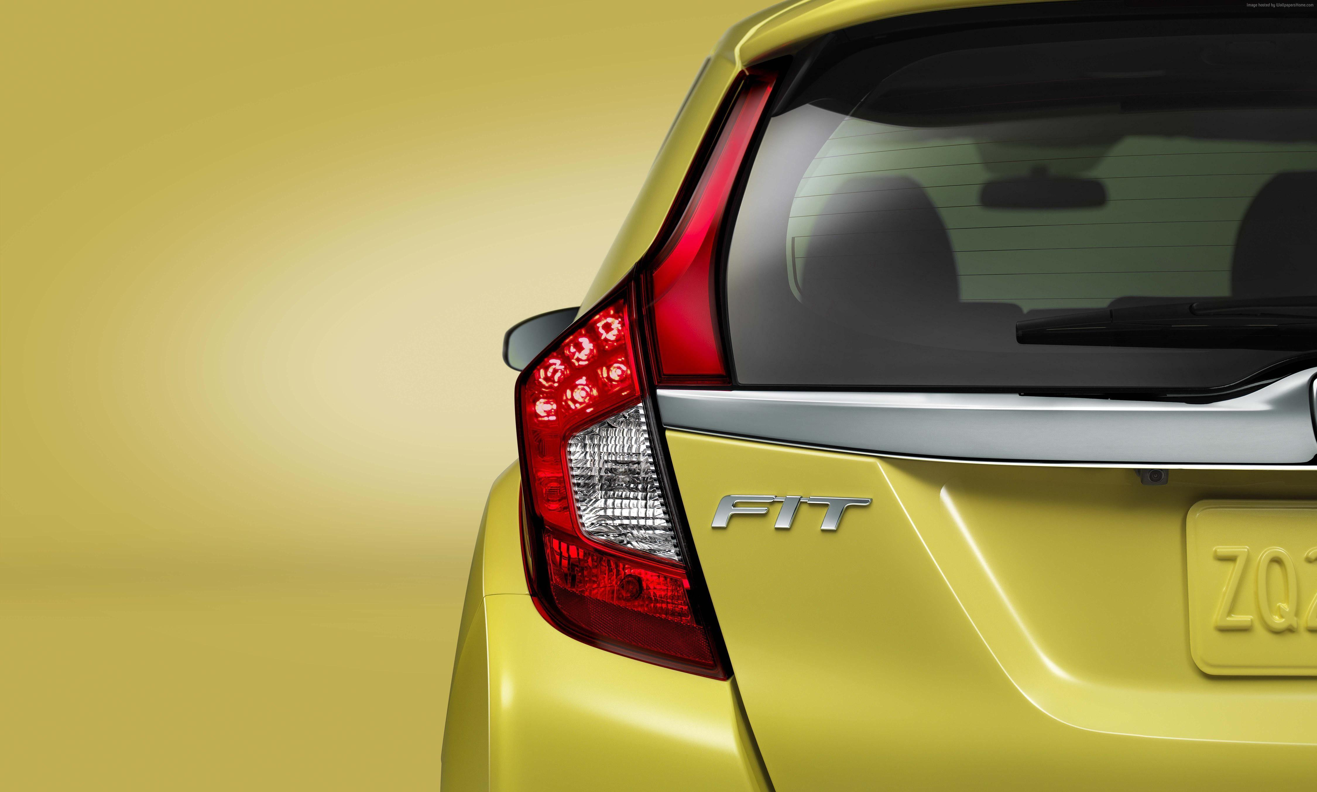Wallpapers Honda Fit Hybrid, Best Cars 2015, Honda Jazz, city cars