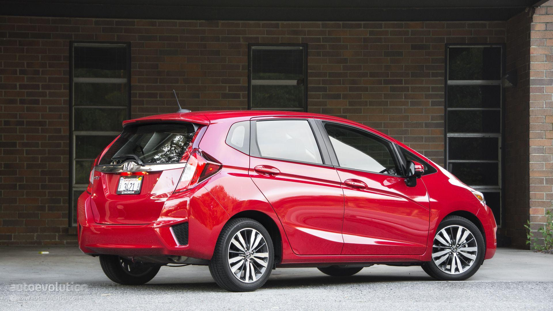 2015 Honda Fit Wallpapers: Fit for a Subcompact King - autoevolution