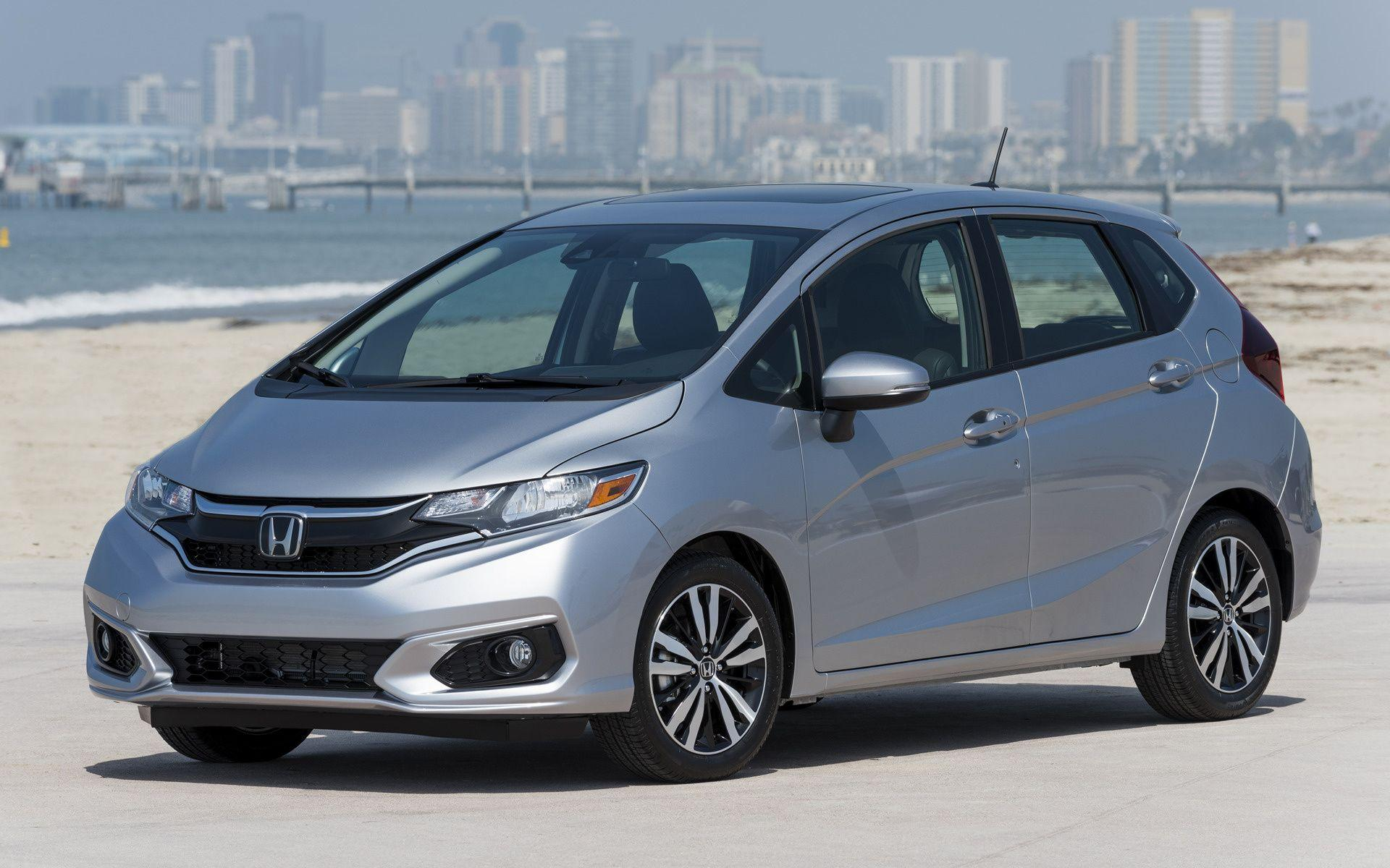 Honda Fit (2018) Wallpapers and HD Images - Car Pixel