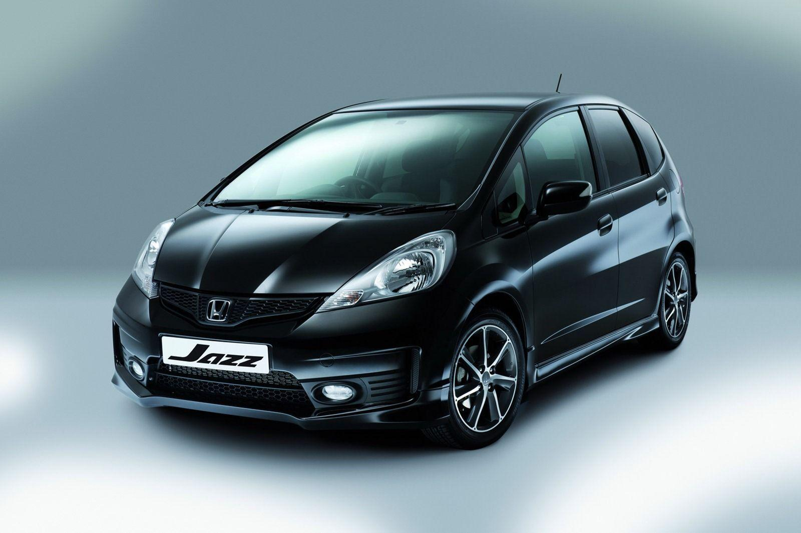 Honda Jazz Si in Black Color - Automotive Pictures & Wallpapers ...