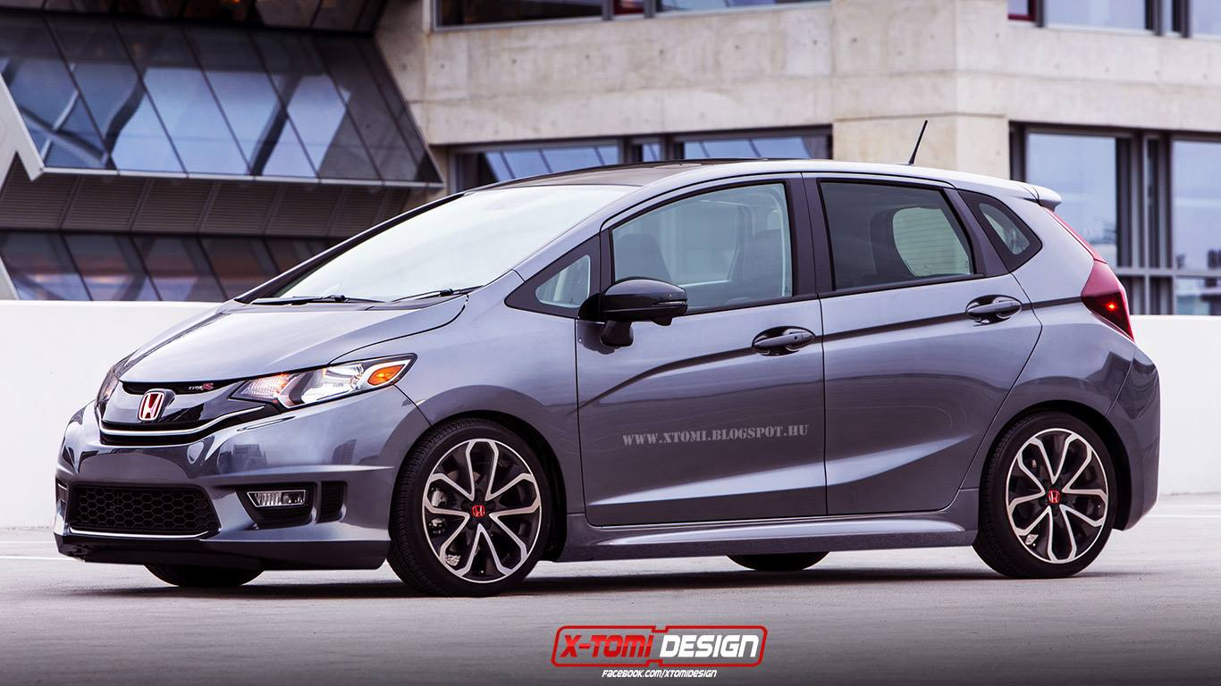 2015 Honda Fit EV wallpapers