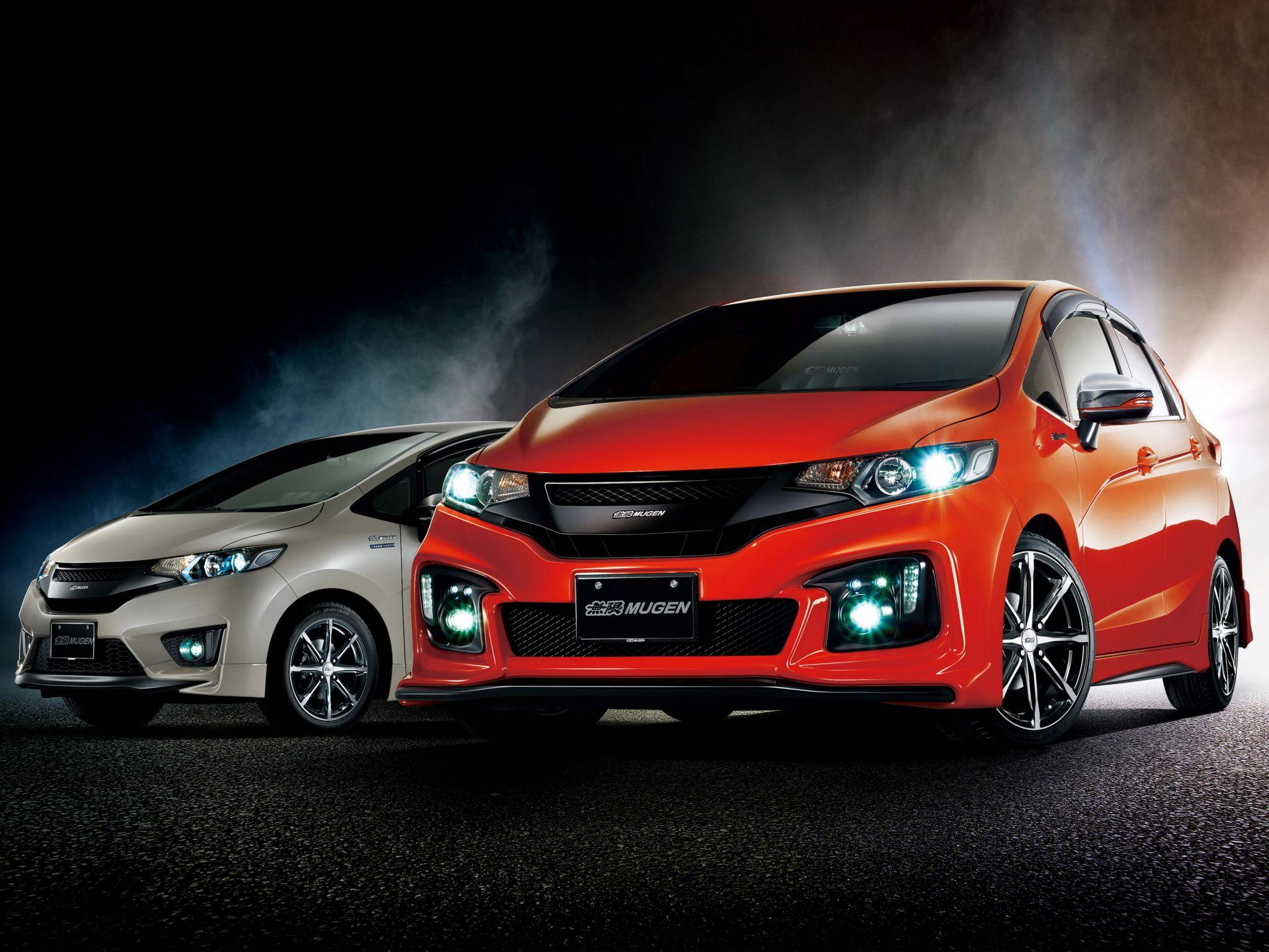 2014 Mugen Honda Fit wallpapers