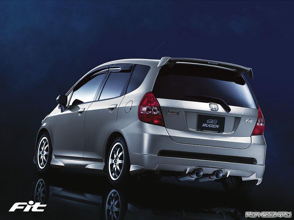 Mugen Honda Fit picture # 60788