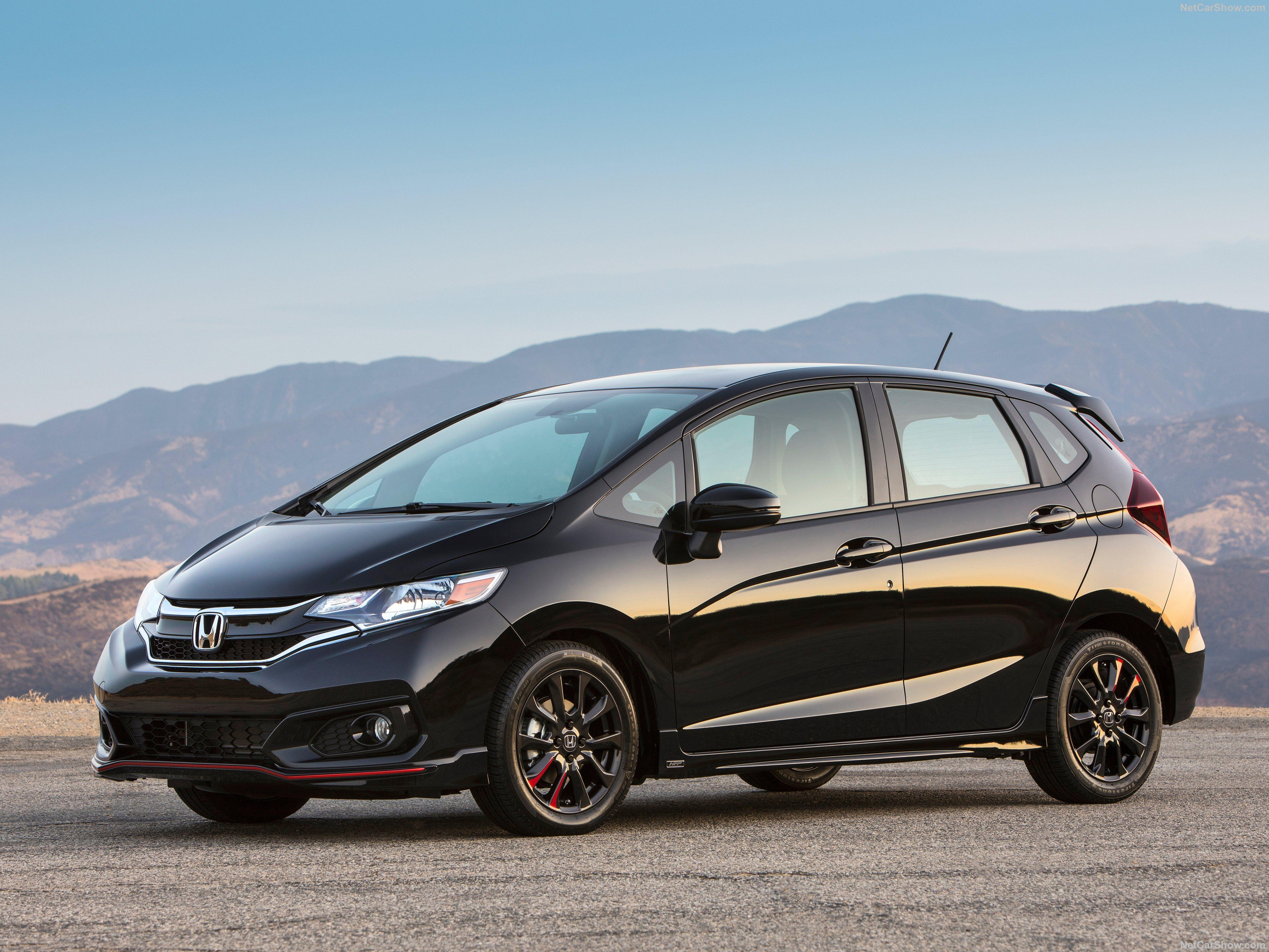Honda Fit (2018) - pictures, information & specs