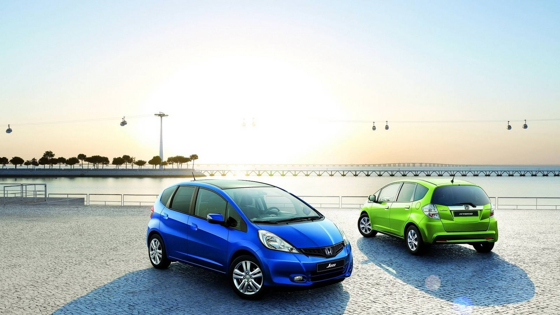 Honda Jazz Wallpapers HD Image