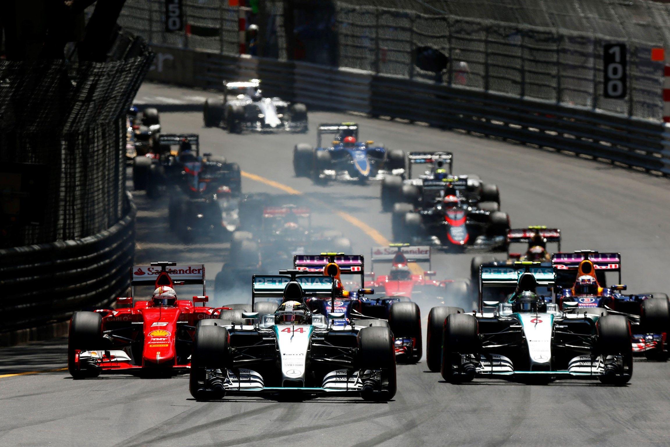 Monaco Grand Prix Wallpapers Wallpaper Cave