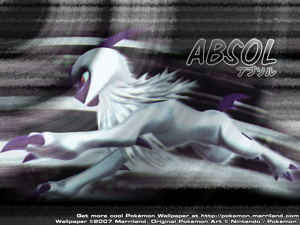 The Pokemon Absol image Absol wallpapers HD wallpapers and backgrounds