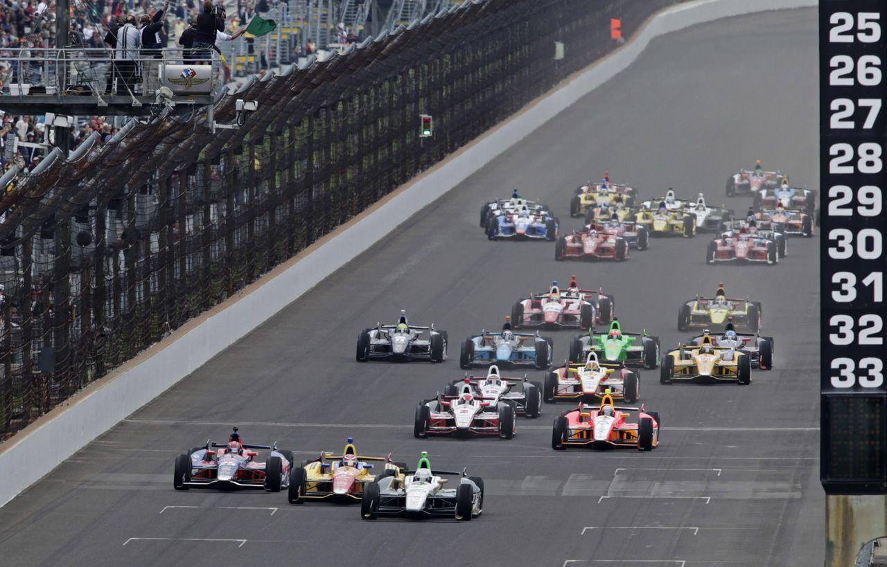 Race Recap: 2013 Indianapolis 500 Photo Gallery - Autoblog