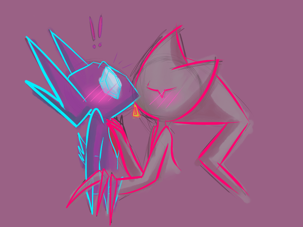 Sableye X Banette by Rott-ing-Root on DeviantArt