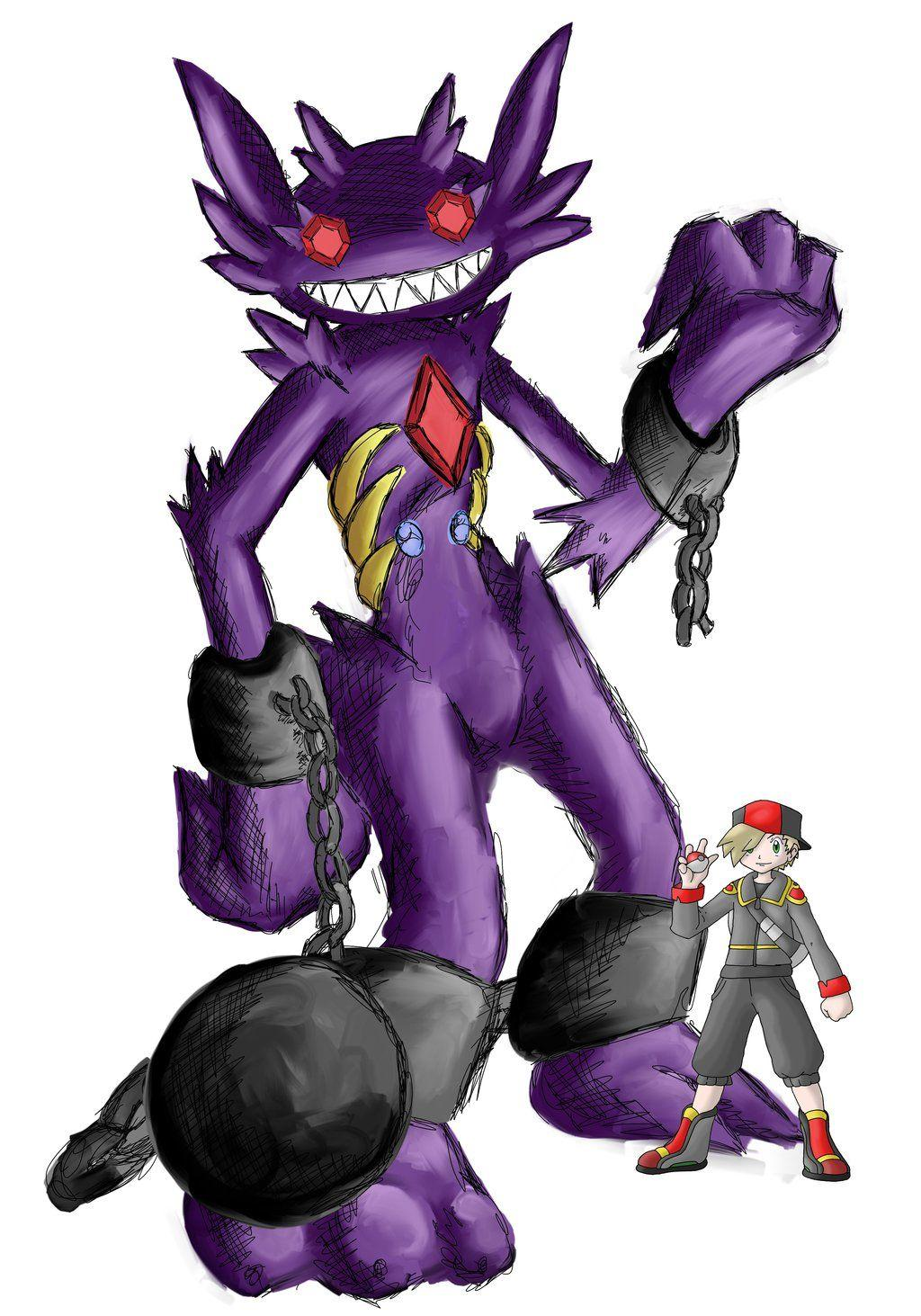 Sableye's Legendary Stage by Pokemon