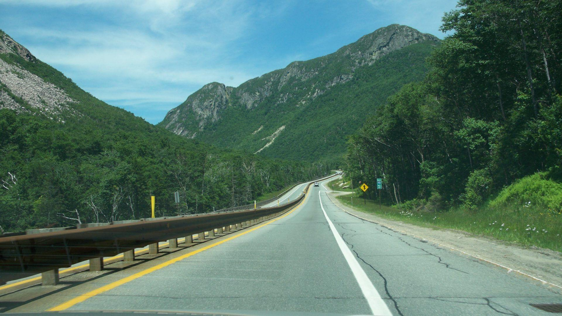 Coos Tag wallpapers: Franconia Notch Coos White Mountains New