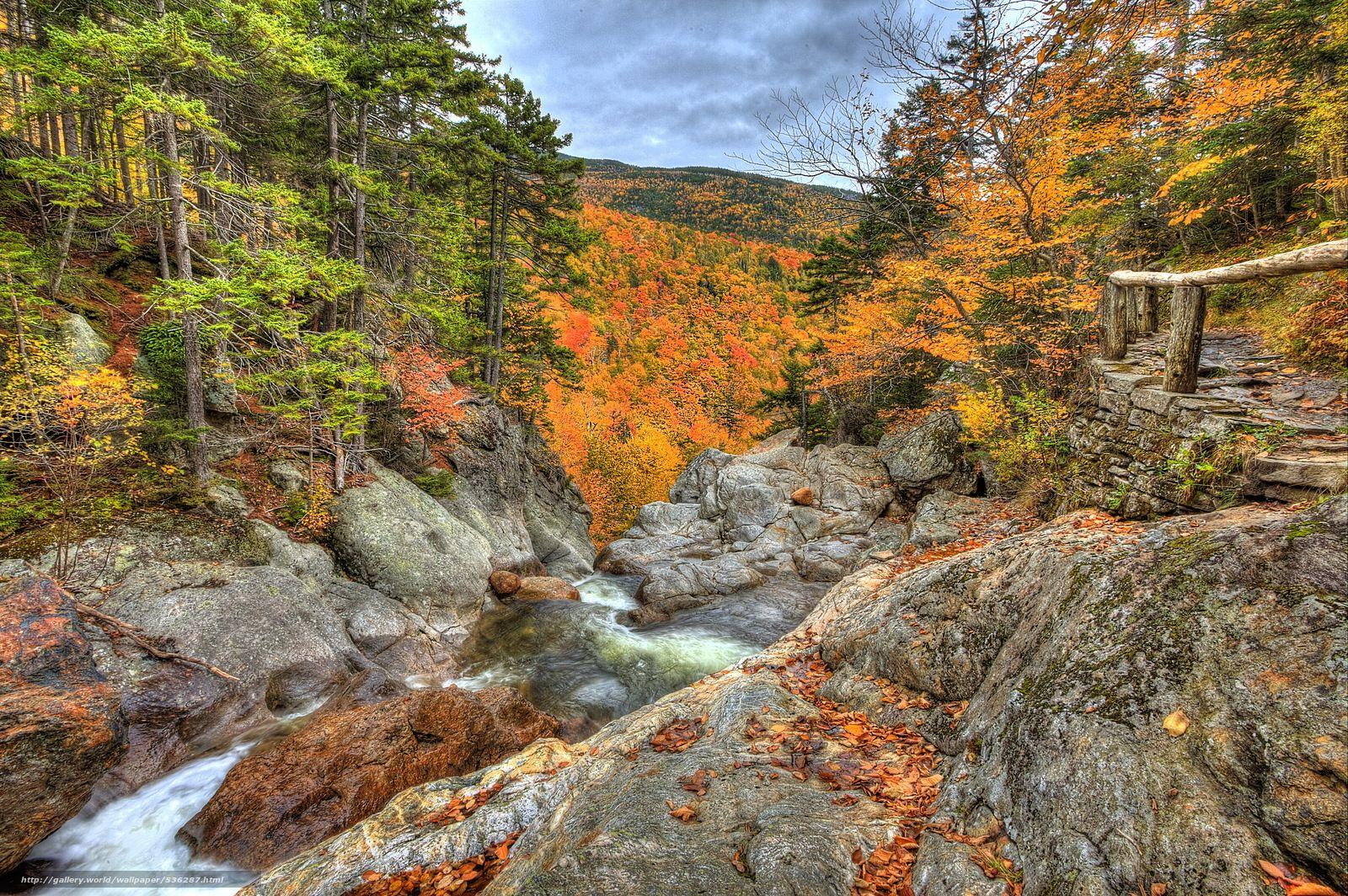 Image of New Hampshire Landscape Wallpapers