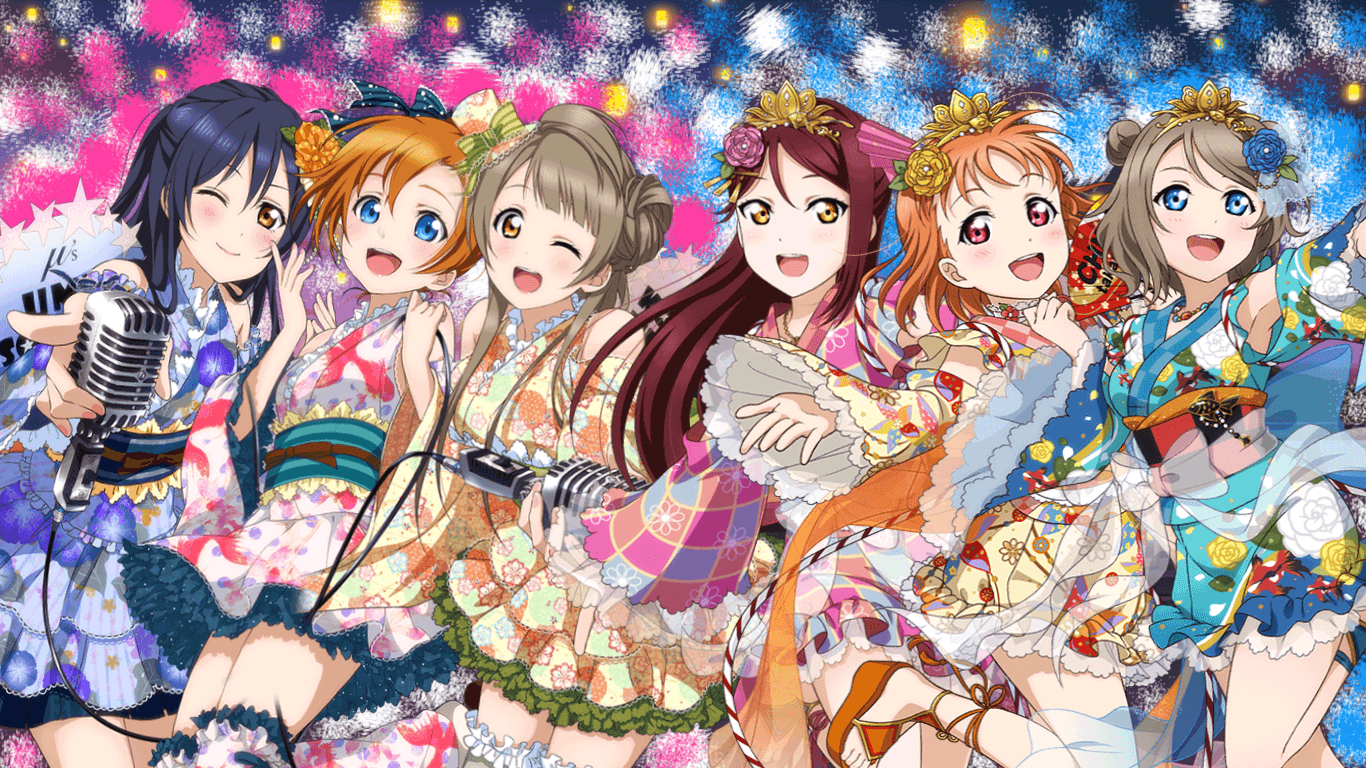 Love Live Hd Wallpapers Wallpaper Cave