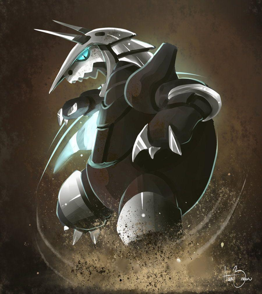 Aggron-- fav steel type pokemon. Tough choice between Aggron and ...
