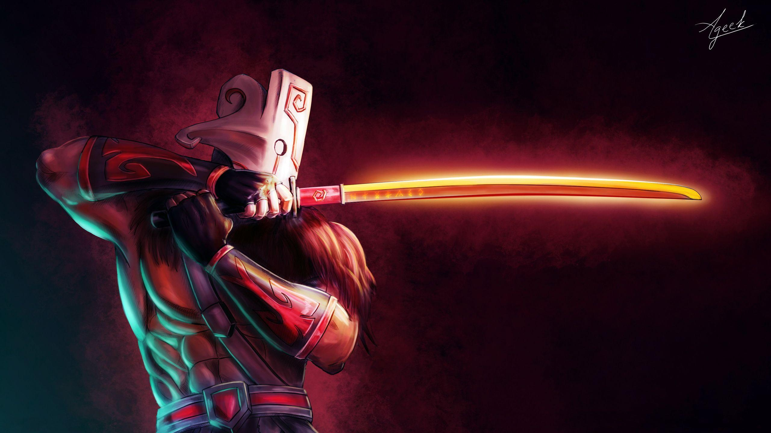 9 Juggernaut (Dota 2) HD Wallpapers | Background Images - Wallpaper ...