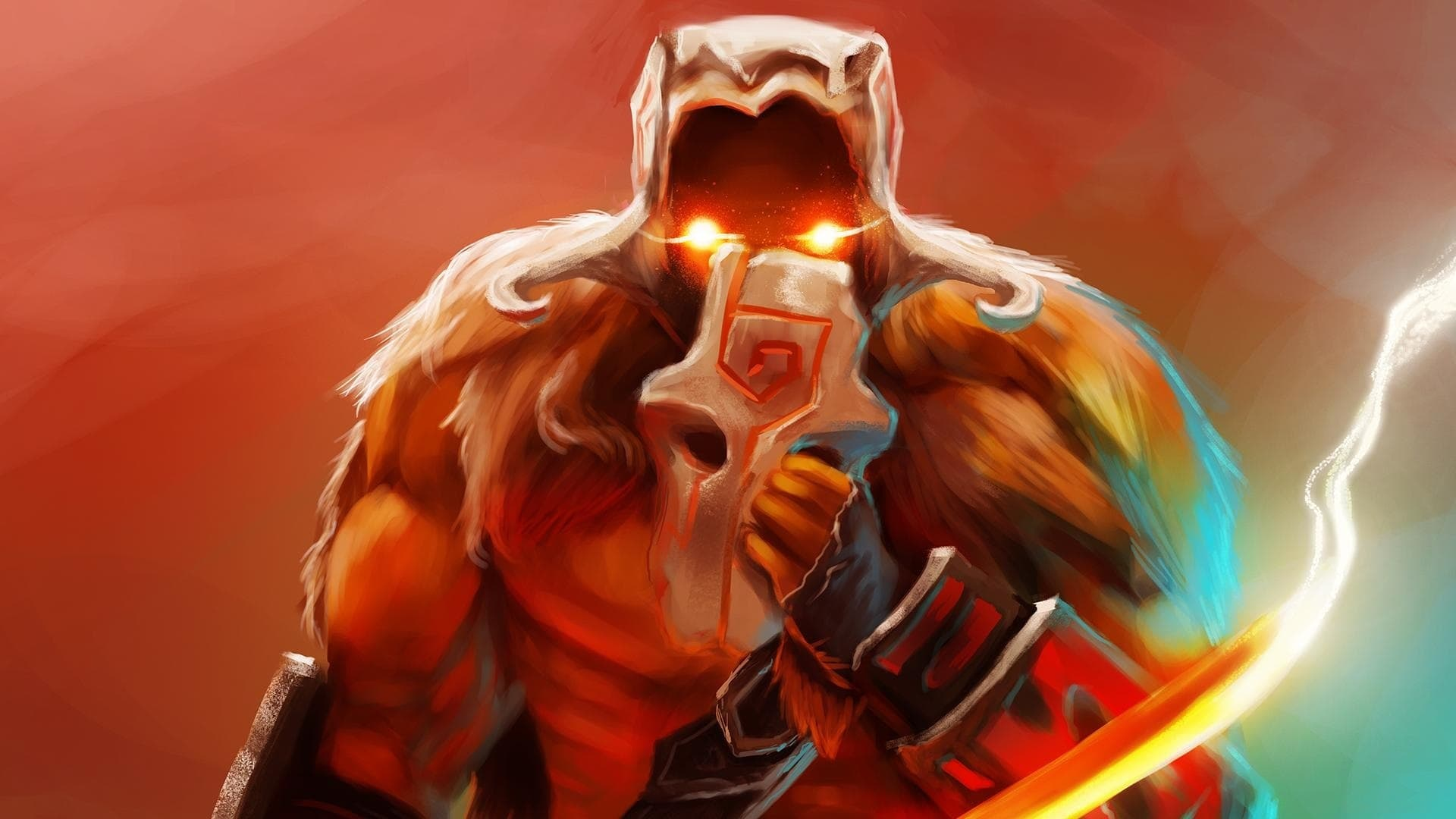Dota2 : Juggernaut HD Desktop Wallpapers | 7wallpapers.net