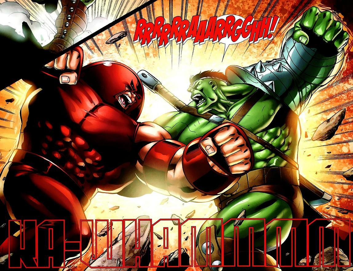 Juggernaut vs the hulk images Juggernaut vs the Hulk HD wallpaper ...