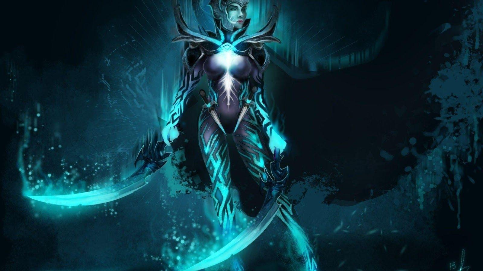 Dota 2 Wallpaper Arcana - Wallpaper Collection