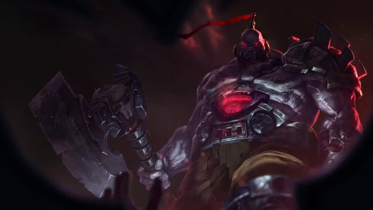 Wallpaper Engine - Sion Undead Juggernaut - LOL Animated Wallpaper ...