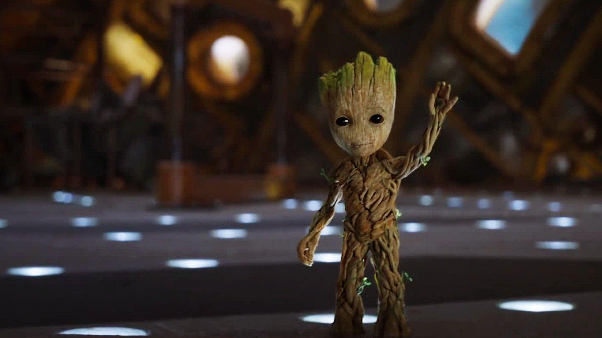 Baby Groot Wallpapers HD