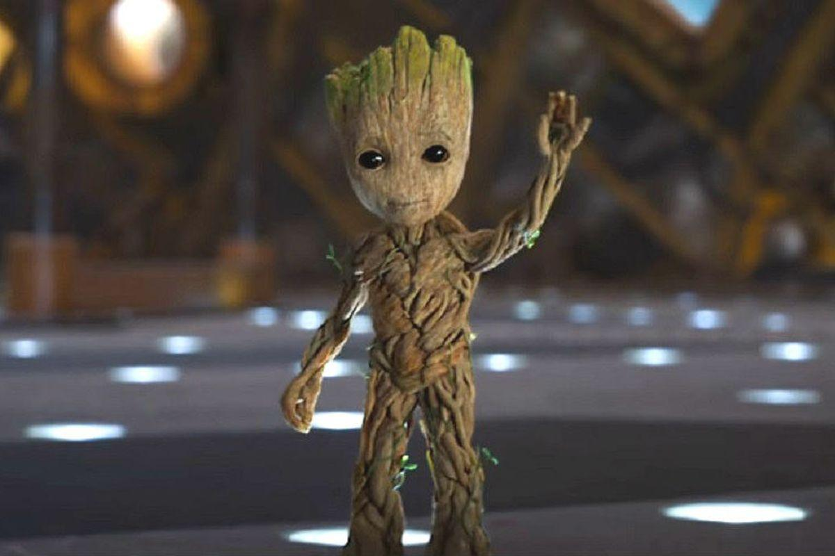 James Gunn says Baby Groot is Groot's son, but does that matter