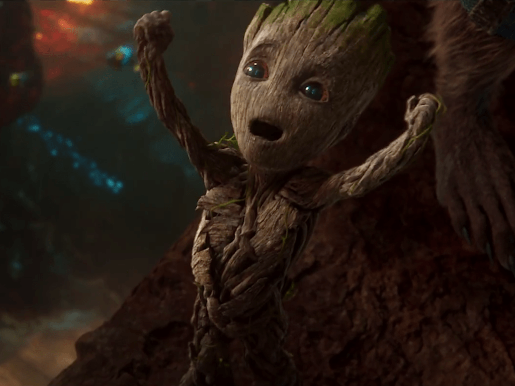 guardians of the galaxy baby groot live wallpapers
