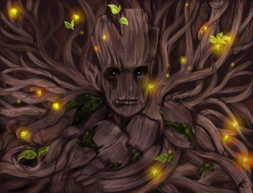 I am Groot by grotesque