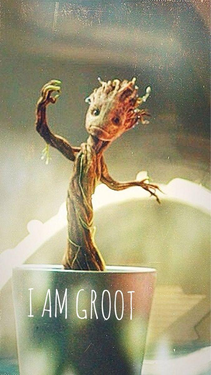 I Am Baby Groot