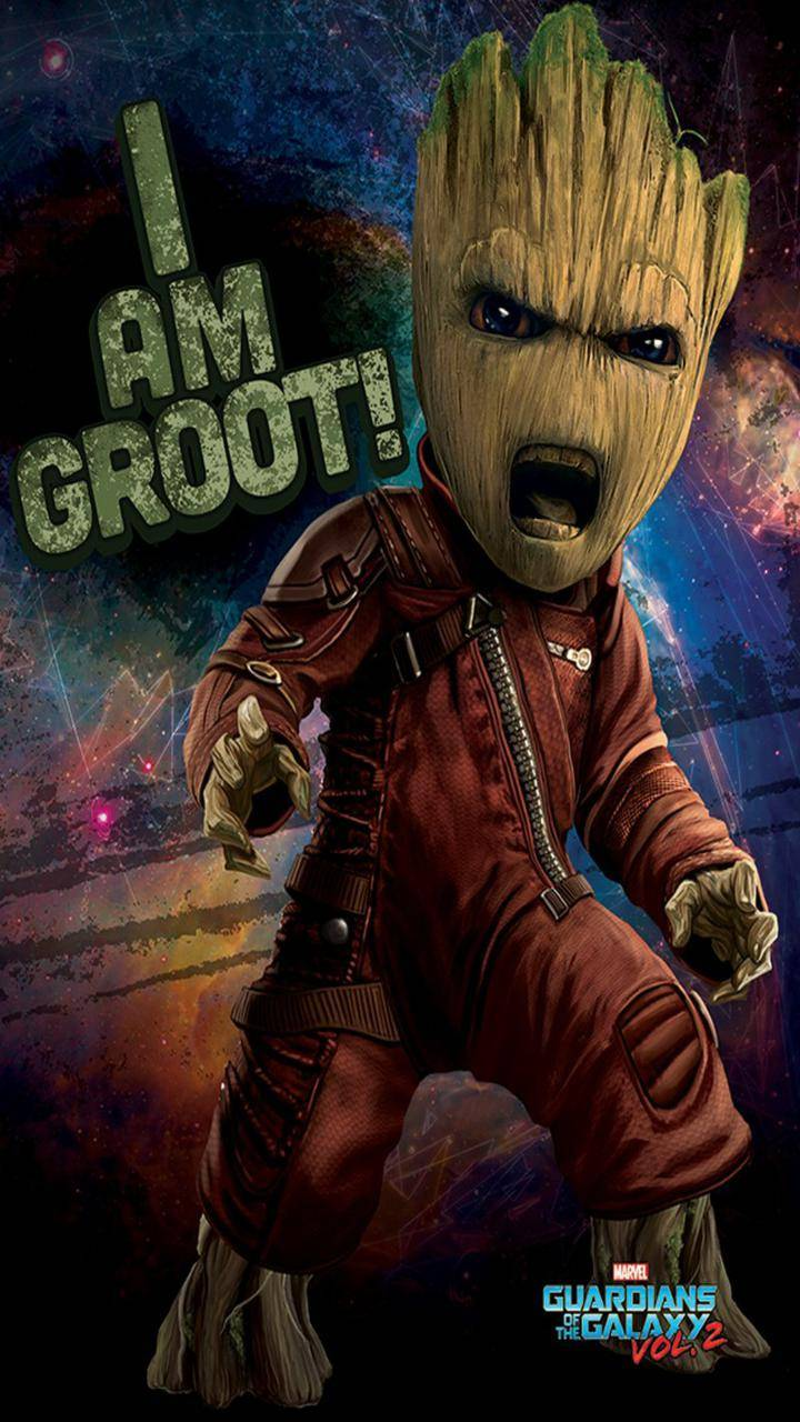 I am groot wallpapers by ThiagoJappz • ZEDGE™