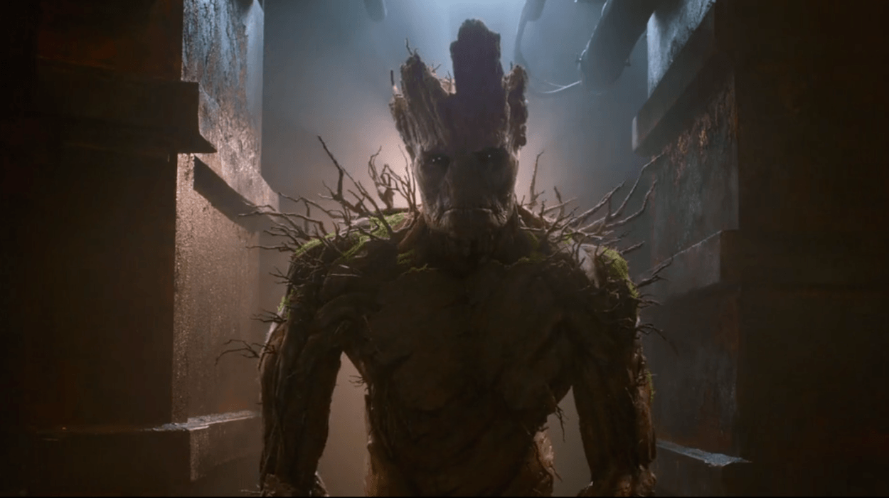 New Guardians of the Galaxy trailer hits, we finally hear 'I am