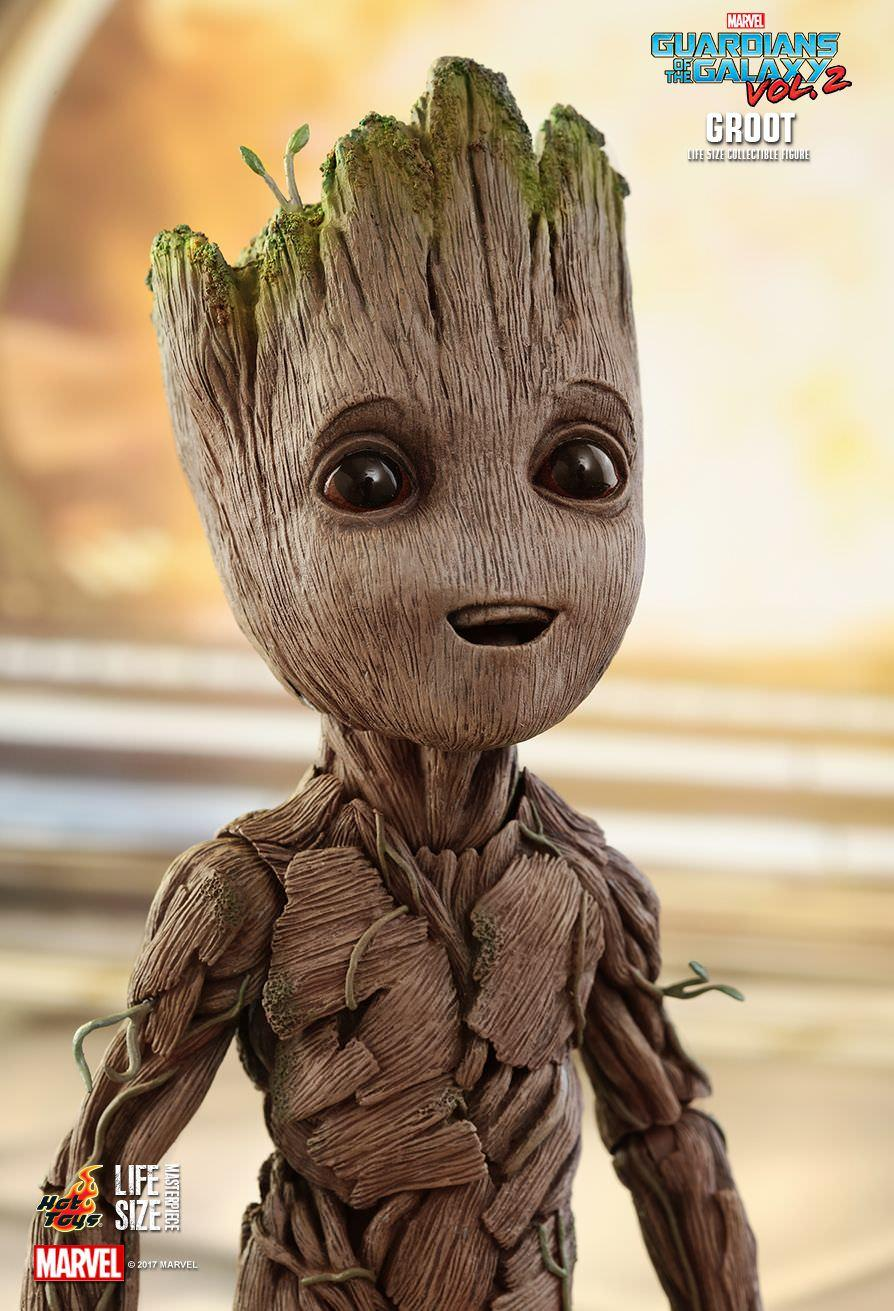 GUARDIANS OF THE GALAXY VOL. 2 GROOT LIFE