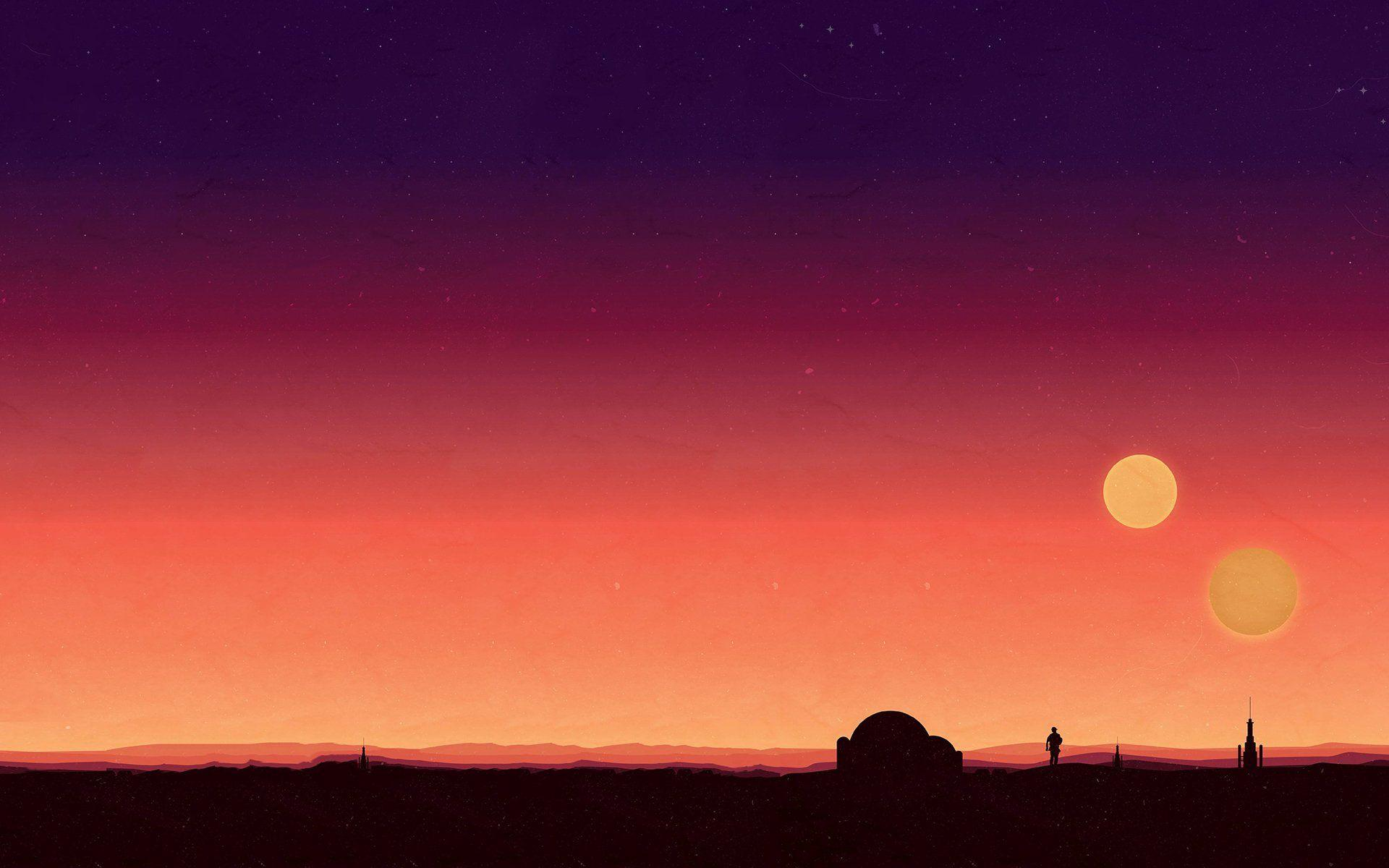 Tatooine Wallpapers Wallpaper Cave