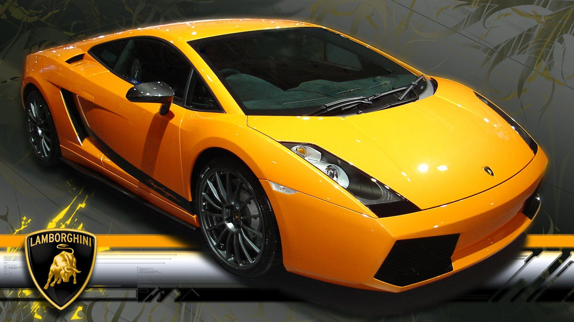Yellow Lamborghini Wallpapers Wallpaper Cave