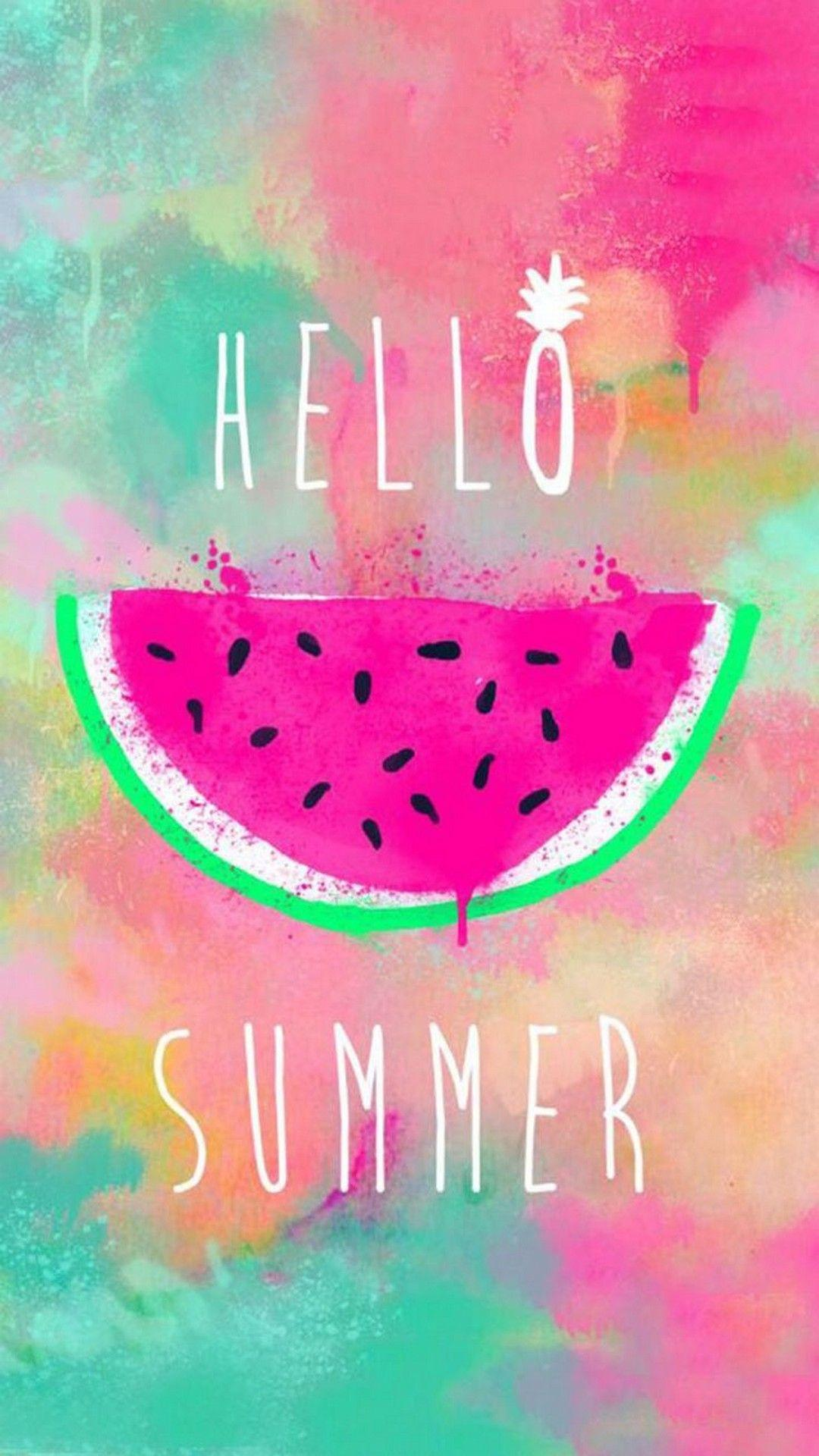 Hello Summer Cute Girly Wallpaper Android - 2018 Cute Screensavers