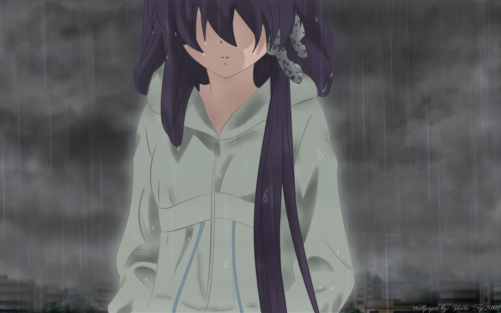Sad Anime Girl Wallpapers - Wallpaper Cave
