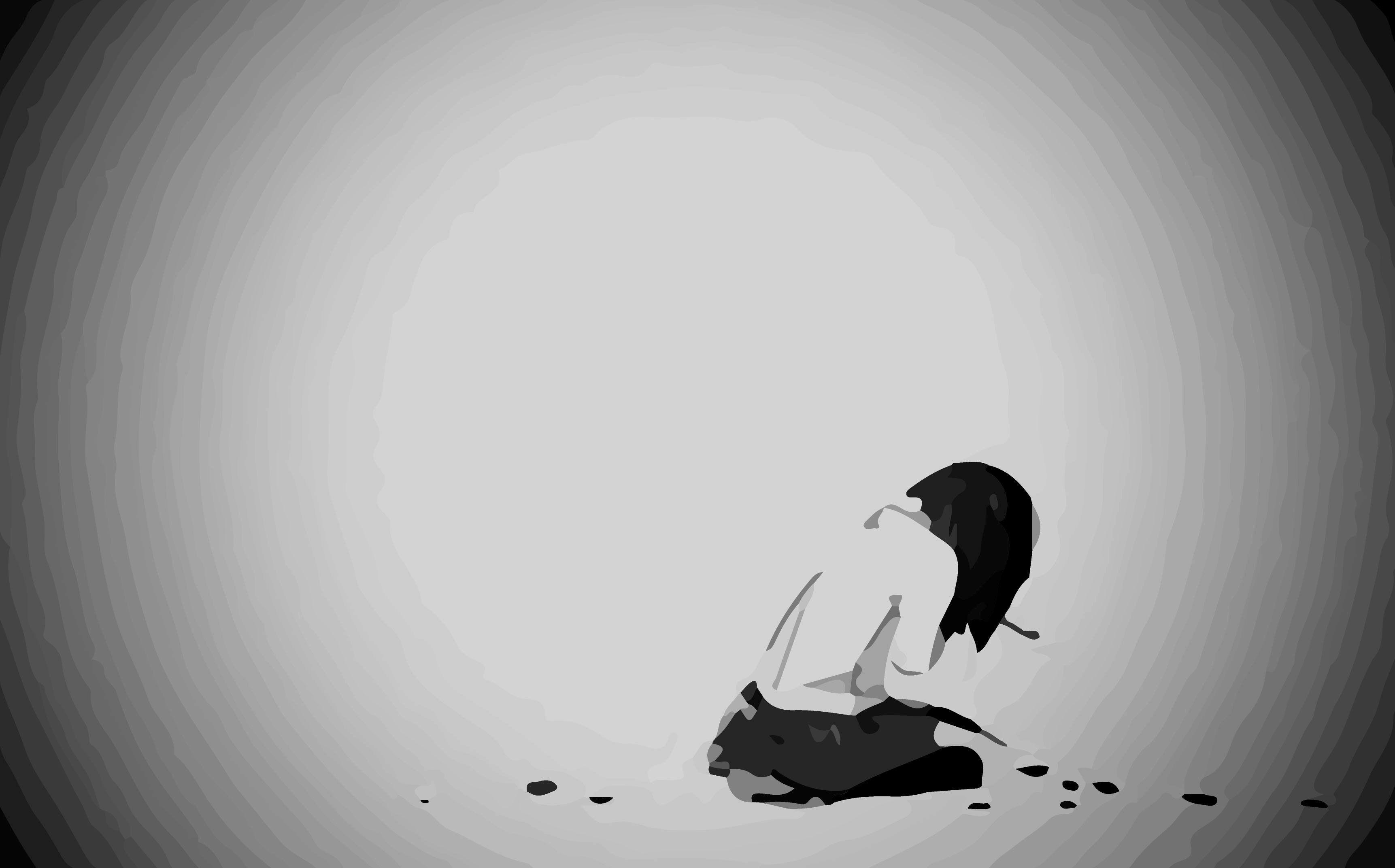Sad anime girl wallpapers wallpaper cave