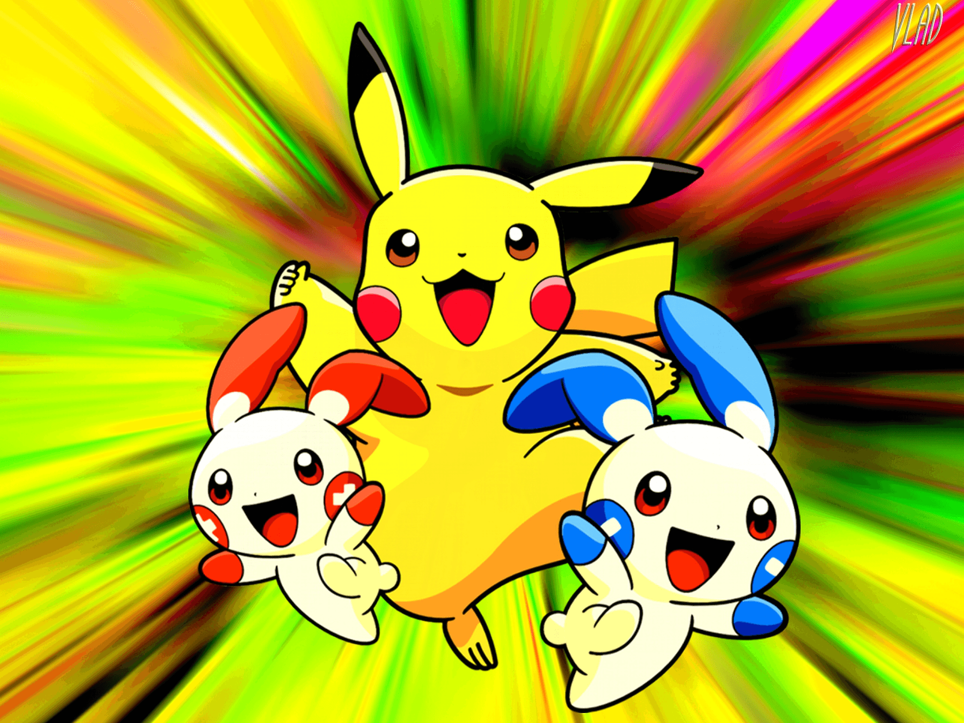 Pokémon Full HD Wallpaper and Background Image | 1920x1440 | ID:723273