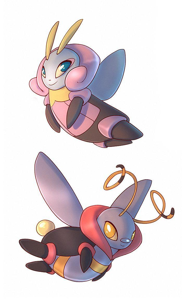 fluma: Volbeat and Illumise