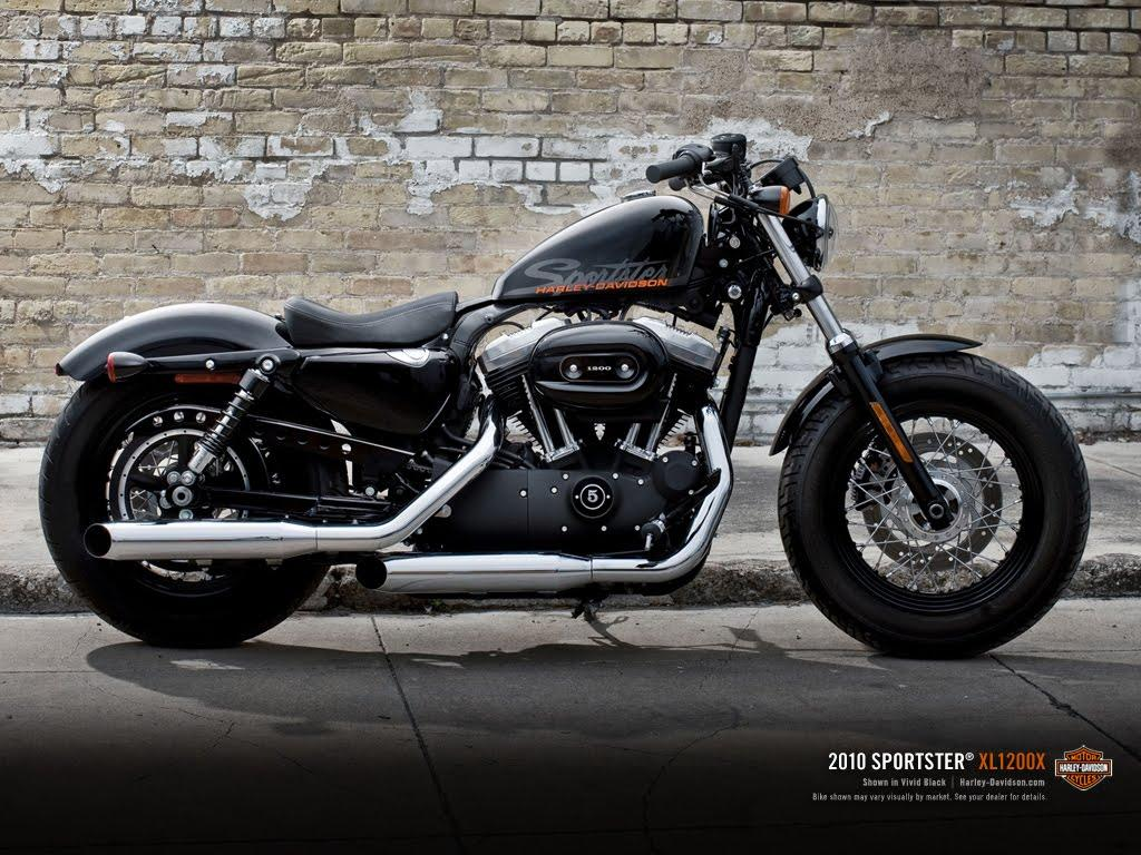 Harley Davidson Sportster Forty Eight Wallpapers Wallpaper Cave