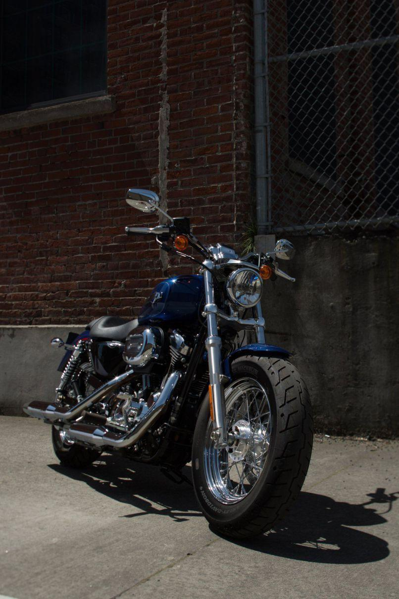 Harley Davidson Sportster Forty Eight Wallpapers Wallpaper
