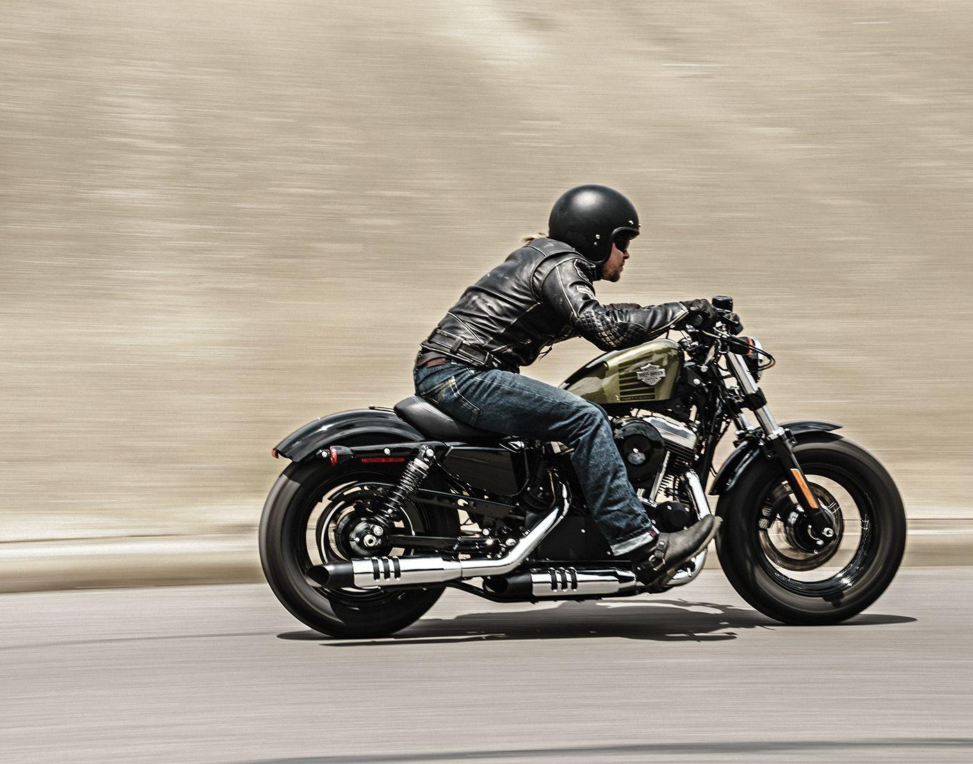 Harley-Davidson Sportster Forty-Eight Wallpapers
