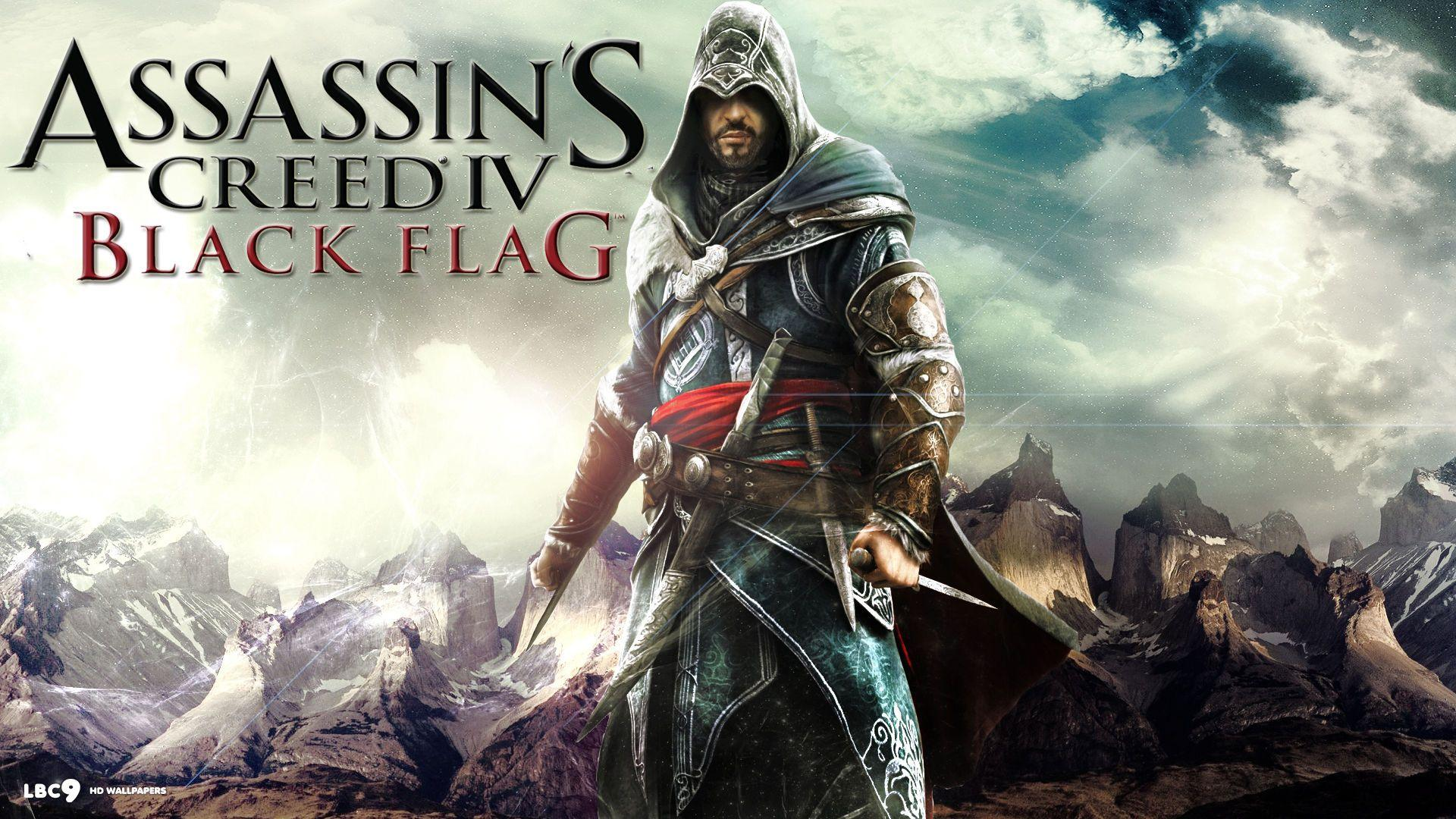 Assassins Creed Black Flag Wallpapers 1920x1080 ...
