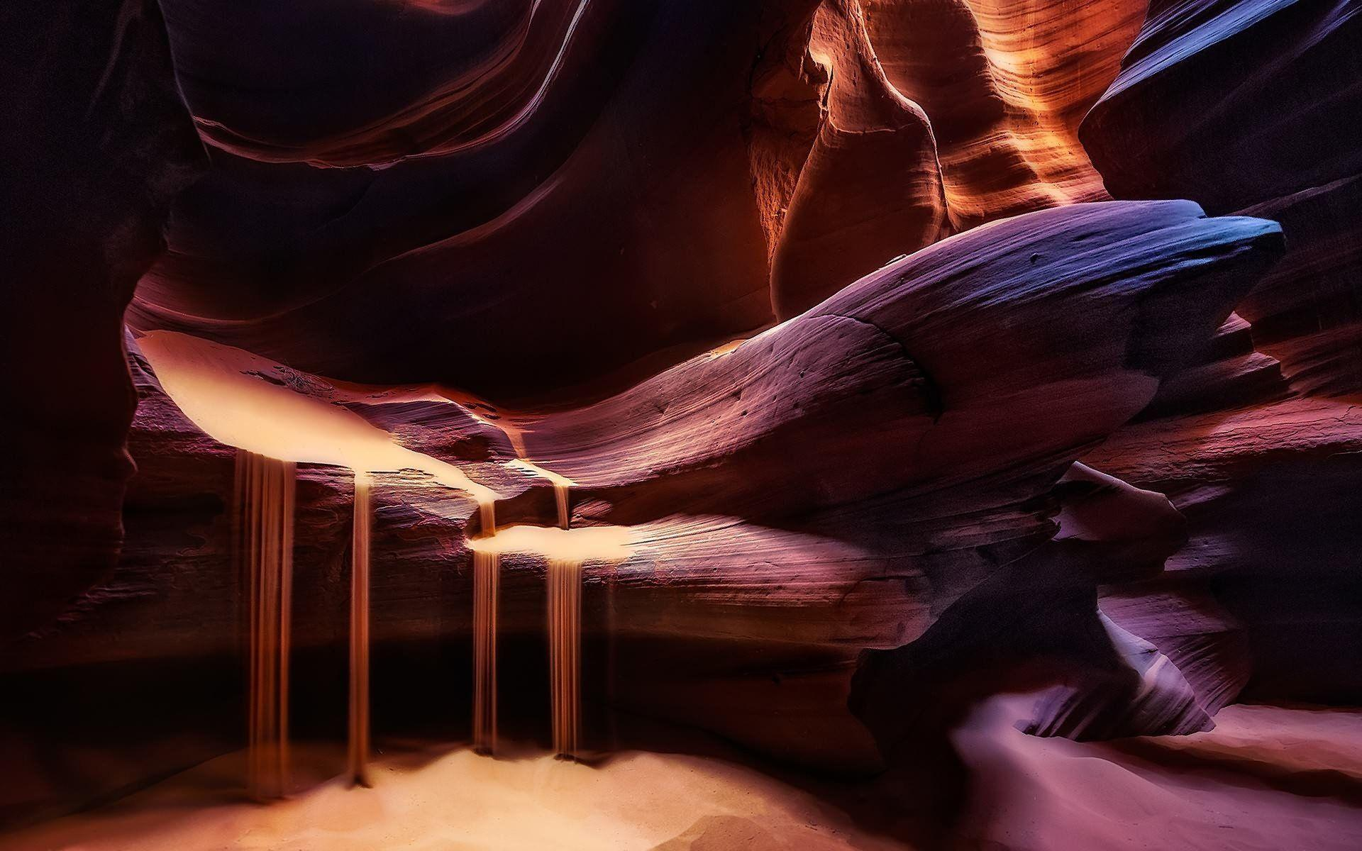 67 Antelope Canyon HD Wallpapers